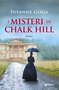 Inside a Book: I MISTERI DI CHALK HILL di Susanne Goga