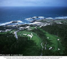 """Play Spyglass Hill Golf Course """"A Breathtaking Adventure in Golf"""""""
