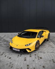 Lamborghini Huracan Performante #PaganiZonda