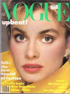 Nastassja Kinski, photo by Richard Avedon, Vogue US, July 1982*