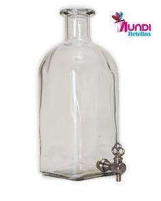 Frasca 2 litros grifo