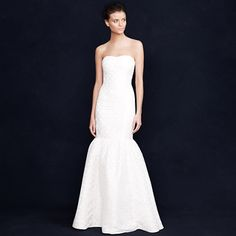 The J.Crew Wedding Event: 25% off gowns, bridesmaid dresses & bridal accessories. #jcrewwedding