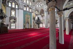 Yeni Valide Camii in Üsküdar,Istanbul 2015