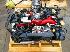 2008-2014 Subaru Wrx STi EJ207 Engine VF49 Turbo Impreza Wrx STI EJ20 Motor V-10 · $6,500.00 2014 Subaru Wrx Sti, Subaru Impreza, 2006 Wrx, Jdm Engines, Jdm Parts, V10 Engine, Dodge Viper, Osaka, Mazda