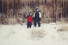 7 Ideas for Outdoor Winter Play | The BODY SMART Blog