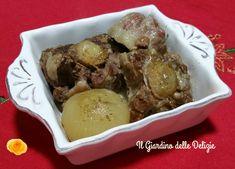 Il brodo con coda di manzo o di bue è un'ottima preparazione di base, per minestre, risotti, e per avere un secondo di carne tenera e squisita