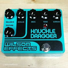 """Rather late but... By @wilsoneffects """"And then there's this....... #superfuzz #fuzz #vintagefuzz #carboncomposition #newpedalday #boutiqueeffectspedals #boutiqueeffects #wilsoneffects #comingsoon"""""""