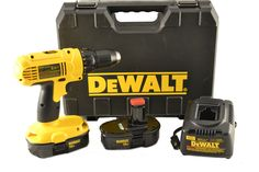 Despite the fact that compelling, sturdy and general extremely solid, the Dc970 is a section level 18v drill in #Dewalt's cordless drill line.  http://qbid.bz/freeAuction.aspx