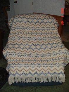 Another blanket we made