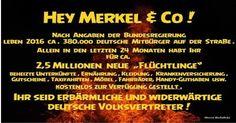 Deutschland, braucht, eine neue Regierung