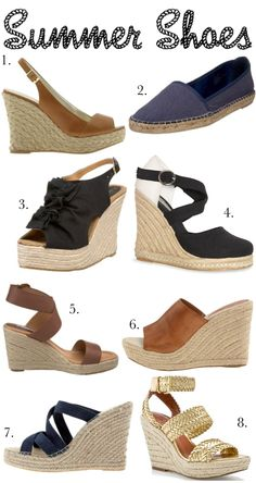 Summer Shoes | Summer Shoes