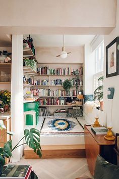 london apartment featured by food52. / sfgirlbybay