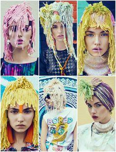 Neue Avangard-Trends jetzt auf www.my-hair-and-me.de
