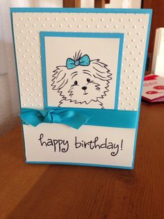 TSOL birthday4cookie stamp set. Too darn cute.