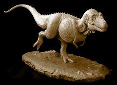 Tyrannosaurus Rex Sue Model