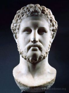 Philip II was a past king of Macedonia, his reign that lasted around 359 - 336 BC. He was extremely intelligent and used his gifts of trickery to raise Macedon to power.