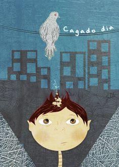 Cagado día By Julita Tobón https://www.flickr.com/photos/julianatobon/