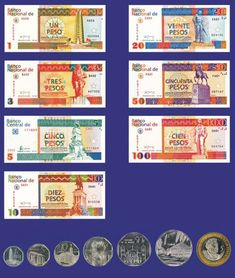 Cuban freely convertible currency