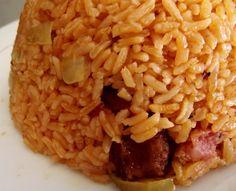 Locrio de salami - El fogoncito | Comida tradicional Dominicana y algo más…