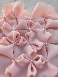 #Smock #Flower Fabric Technique #Pattern.  Flower Pattern DIY Tutorial PDF Pattern 3 by RetroModernPatterns, $5.50