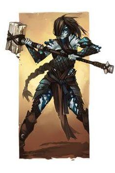 250px-Athasian_Goliath_Warrior.jpg (250×375)
