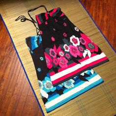❤2 for 1❤ Dress Bundle Oneill halter or strapless dress, super cute and comfy. Both NWOT O'Neill Dresses