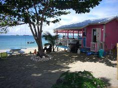 St. Vincent and the Grenadines Beach Bars – La Playa Beach Bar and Bistro, Carriacou