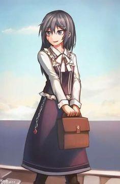 Teaching Feeling / Dorei to no Seikatsu Chica Anime Manga, Anime Art, Female Characters, Anime Characters, Teaching Feeling, Feelings Games, Very Beautiful Images, Anime Fantasy, Kawaii Art
