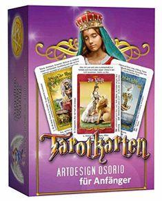 Angelina Schulze Tarotkarten Artdesign Osorio für Anfänger Fur, Baseball Cards, Shop, Legends, Carton Box, Packaging, Deutsch, Furs, Fur Coat
