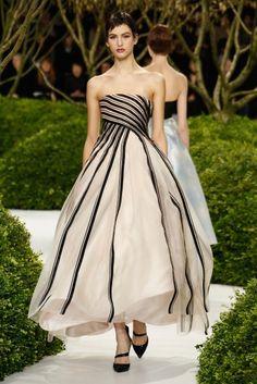 Chanel: Runway – Paris Fashion Week Haute-Couture Spring/Summer 2013