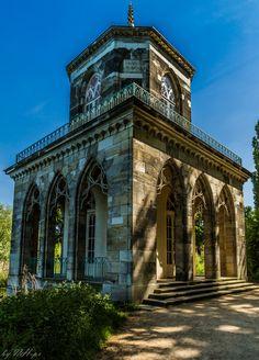 Gotische Bibliothek  Sanssouci