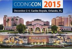 Foam Rolling and #ICD10 Training Make Orlando the Hot Spot for CodingCon 2015.  #CodingCon2015 #MedicalConference