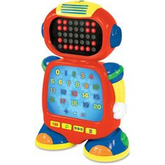 The Learning Journey Touch & Learn, Mathematics Bot
