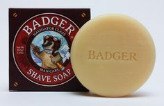 Tips for Success: Badger Shave Soap