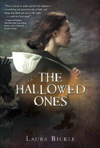 Reading The Hallowed Ones by Laura Bickle