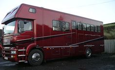 This 2002 #MAN #horsebox carries up to five horses | For sale on #HorseDeals