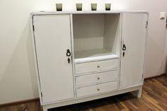 Lipaston tuunaus Lockers, Locker Storage, Cabinet, Furniture, Home Decor, Clothes Stand, Decoration Home, Room Decor, Closet