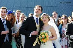wedding speeches outside Wedding Speeches, Barn Wedding Venue, Barns, Wedding Dresses, Fashion, Bride Dresses, Moda, Bridal Gowns, Fashion Styles