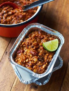 Kerryann's chilli con veggie This easy veggie chilli recipe is full of good stuff and makes the perfect midweek vegetarian meal for the family