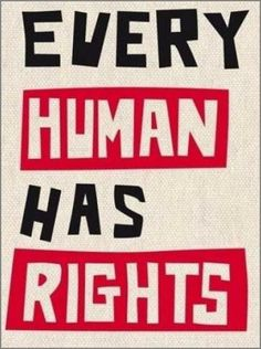 we have rights