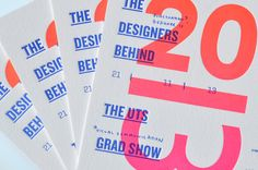 Student: Packaging The UTS Grad Show