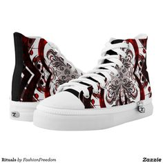 Rituals Printed Shoes