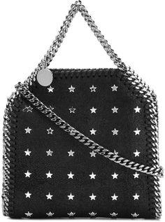 Stella McCartney star-studded mini Falabella tote