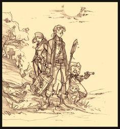Hooray for Monkey Island by *ChristianNauck on deviantART