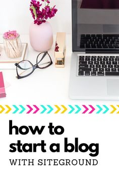 Check out this tutorial on how to start a blog with Siteground. Blogging can be a great way to share your passion and make money online. Learn more about how to start a Wordpress blog with Siteground. #blogtips Make Money Online, How To Make Money, First Blog Post, Blogger Tips, Business Advice, Blogging For Beginners, How To Start A Blog, Wordpress, About Me Blog