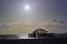 the west pier (on my old SLR) Sea Pictures