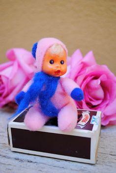 SCRAP da Ana Caldatto: Antigos Brinquedos da Tia Deti