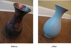 How to Paint a Vase. susan-snyder.blogspot.com