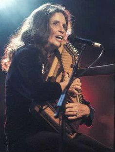 June Carter Cash performing at The All Star Tribute To Johnny Cash in 1999