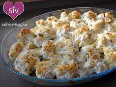 Potato Salad, Cauliflower, Potatoes, Vegetables, Ethnic Recipes, Food, Bulgur, Cauliflowers, Potato